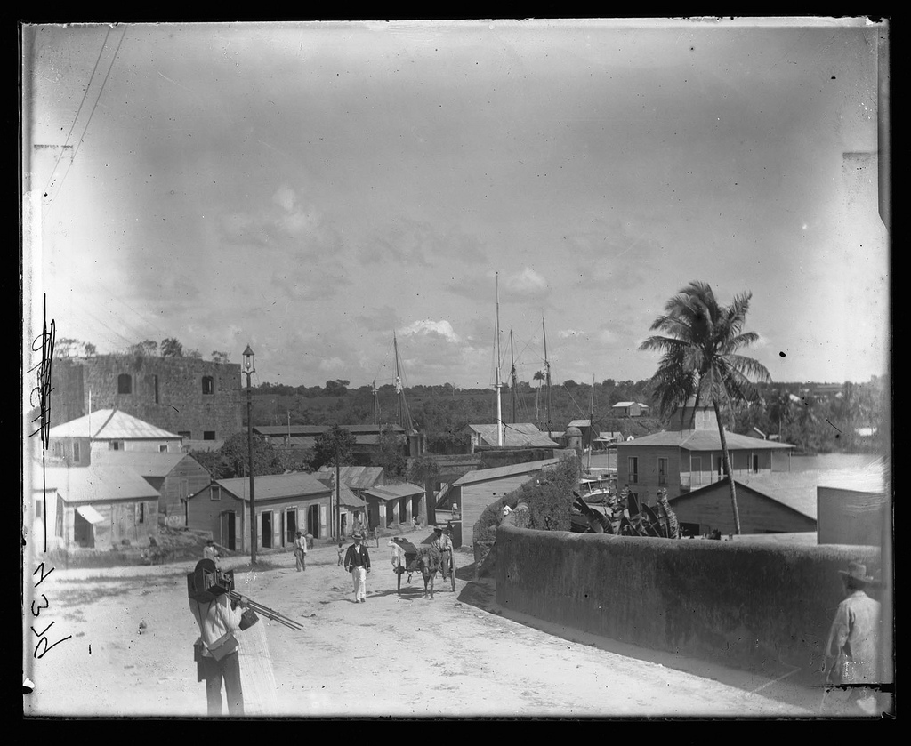 Photo of the Week: Old Puerto Ozama, Santo Domingo