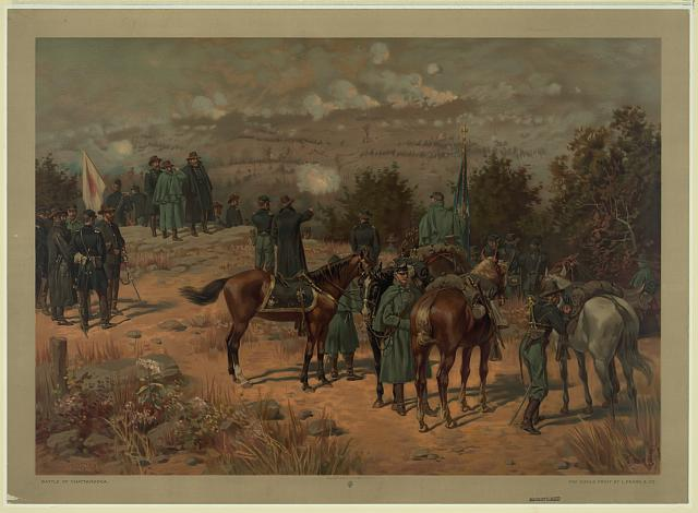 Image of the Week: Battle of Chattanooga